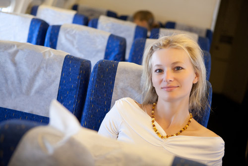 lady travelling