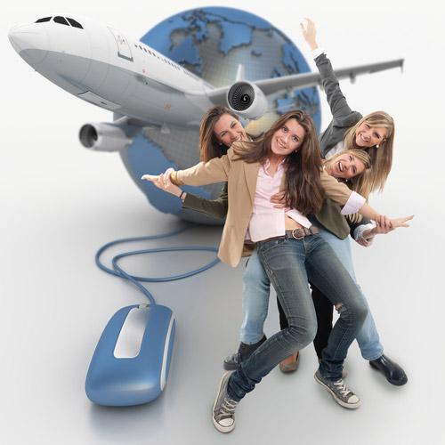 Book travel online